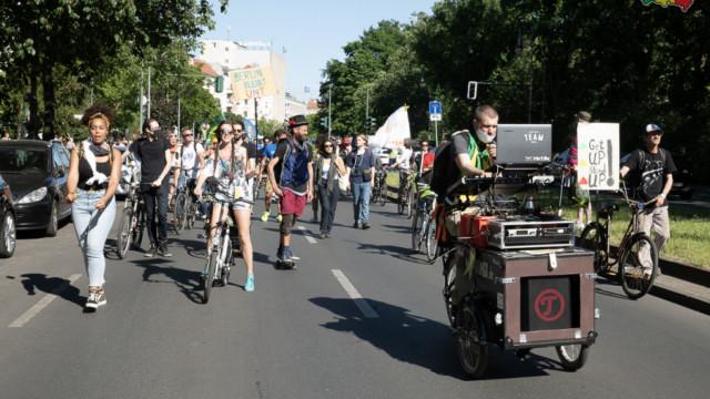 ParadenSport / Mini KdK 31.5.2020 - Kreuzberg