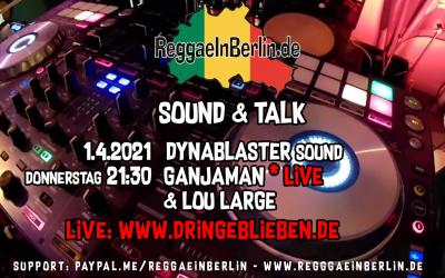 Reggaeinberlin Sound & Talk