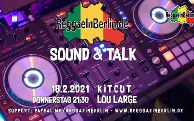 Reggaeinberlin Sound & Talk