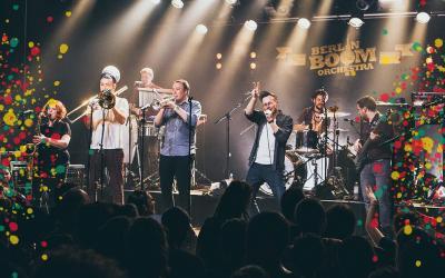 Berlin Boom Orchestra - Berlin Reggae United Live Concert Vol. 2